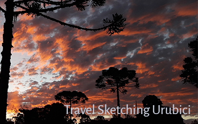 Protegido: Travel Sketching Urubici
