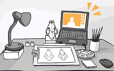Ilustração Naturalista - Tutoria on-line permanente